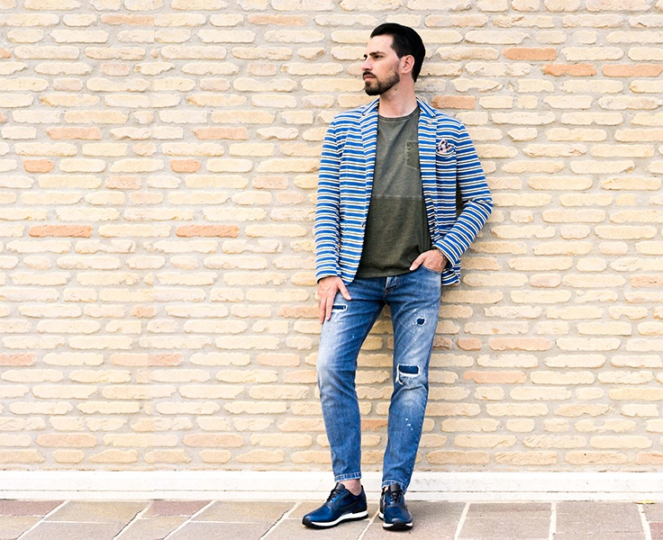 Step into casual styles