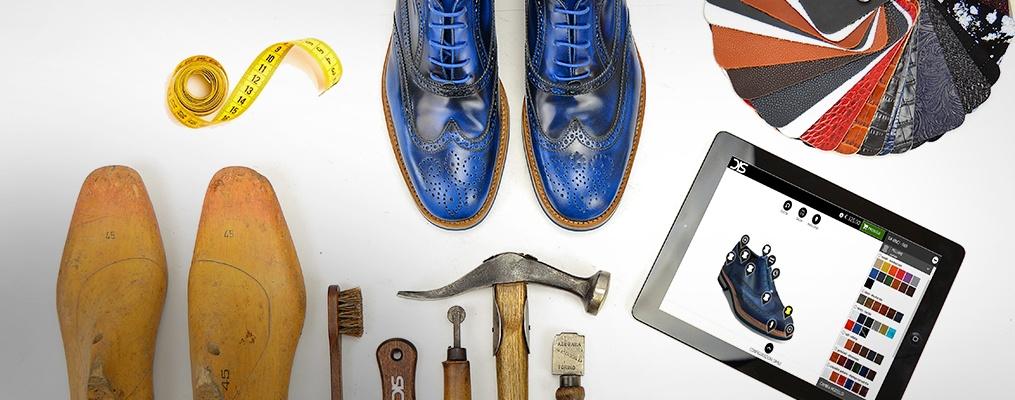 Проектируйте свою собственную обувь