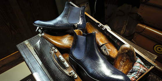 Customize Men's Boots