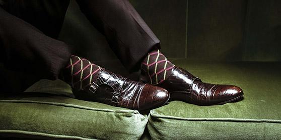 定制男士皮鞋