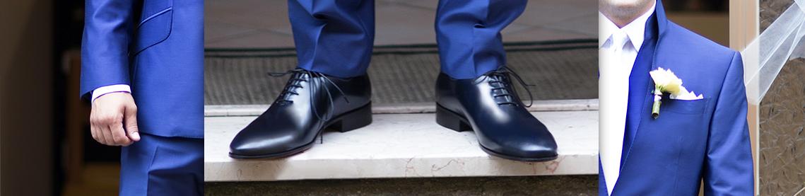 Francesine da uomo, scarpe classiche personalizzate