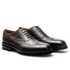 Da Vinci - Pebble Grain Oxford Wing Brogue