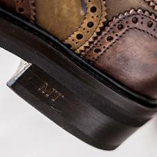 dis cura della scarpa