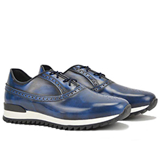 Nerva - Blue Running Shoes